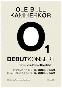 O1 – Debutkonsert