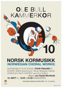 O10 – Norsk kormusikk