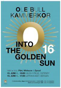 O16 – Into the golden sun