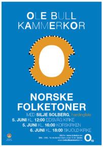 O19–Norske folketoner